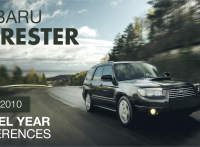 Subaru Forester – 2004-2013 Model Differences, Changes and Improvements
