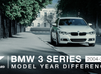 BMW 3 Series - Features and Improvements from 2004 to 2013