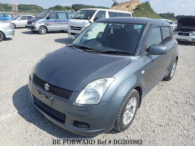 2004 suzuki swift review