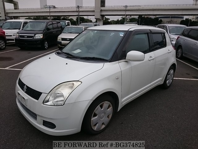 2005 suzuki swift review