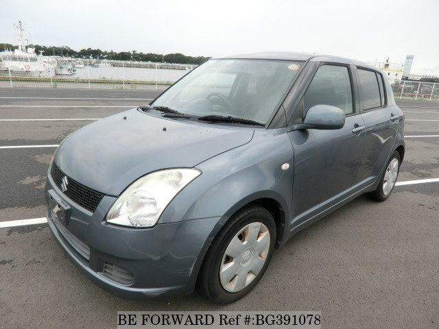 2006 suzuki swift review