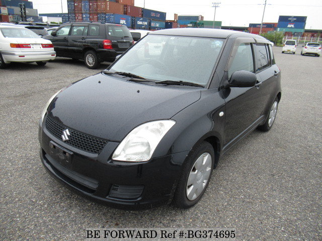 2007 suzuki swift review