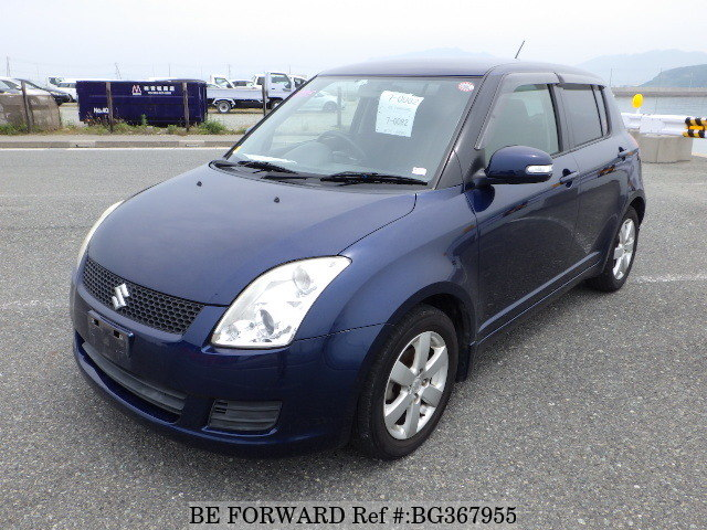 2008 suzuki swift review