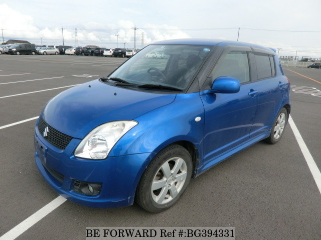2009 suzuki swift review
