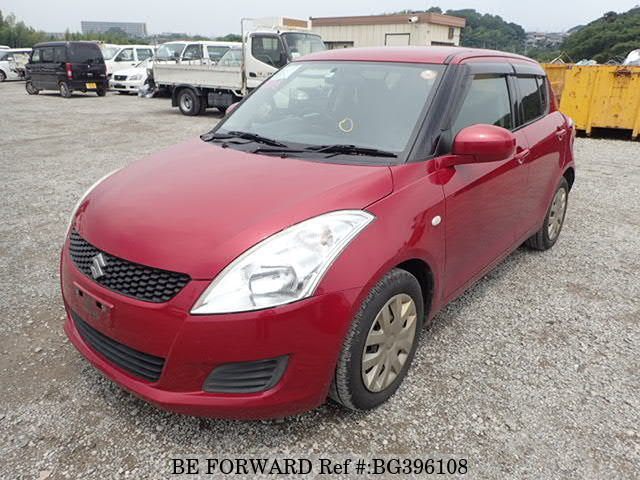 2010 suzuki swift review