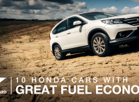 10 Honda Cars with Great Fuel Economy