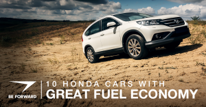 honda cars with best fuel economy