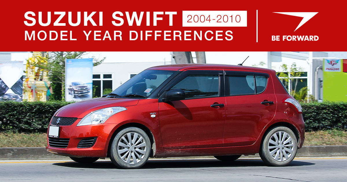 suzuki swift 2004 - 2010 review