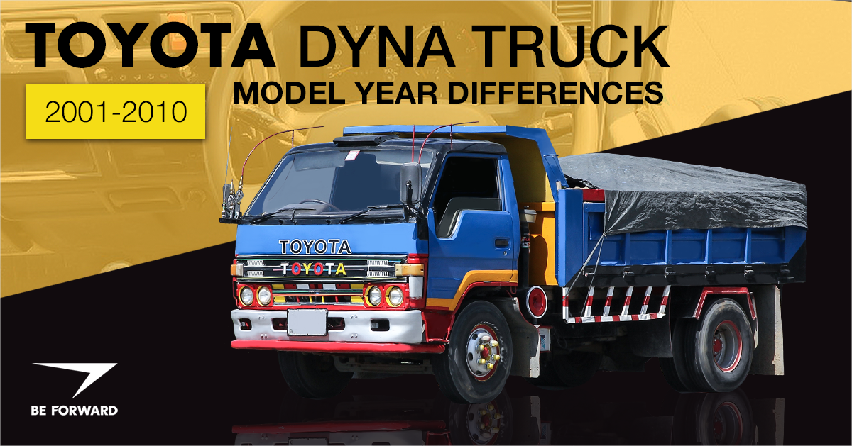 Toyota 2l Diesel Trucks Usa >> Toyota Dyna Truck Review 2001 2010 Model Year Feature