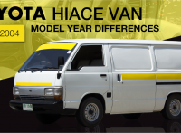 Toyota HiAce Review: 1995-2004 Specs and Features Differences