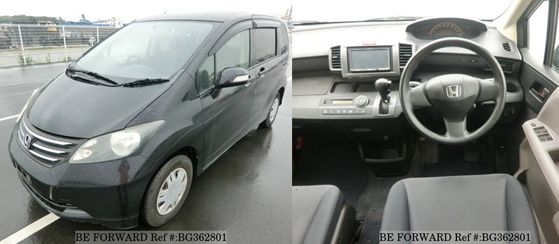 honda freed fuel efficient