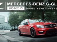 Mercedes-Benz C-Class Review: 2004-2013 Features History