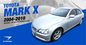 Toyota Mark X Review