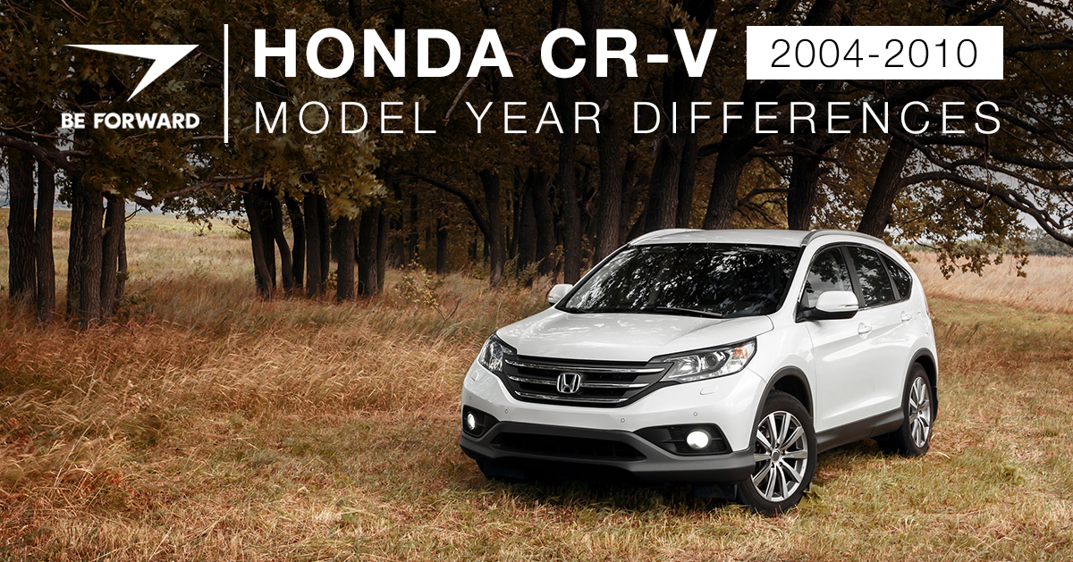 Honda CR-V 2004-2010 Review