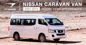 Nissan Caravan Van Review: 2007-2014 Model Features Improvement and Changes