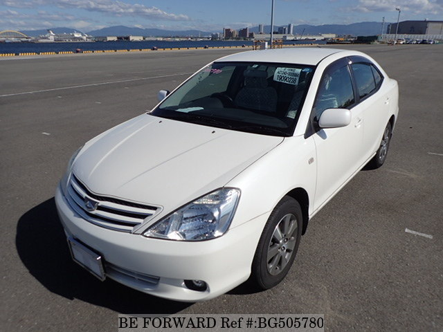 Toyota Allion Review: 2002-2010 Specs Improvement and Changes