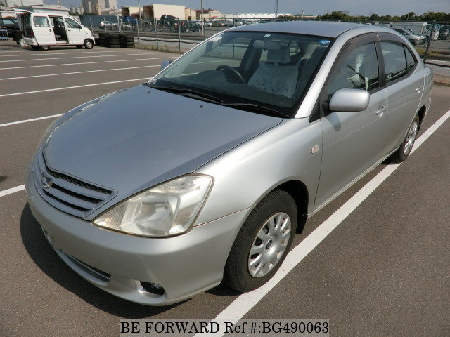 2003 Toyota Allion Review