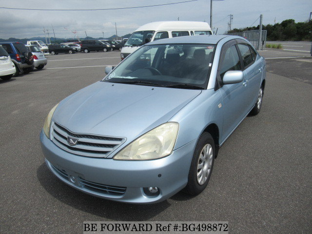 2004 Toyota Allion Review