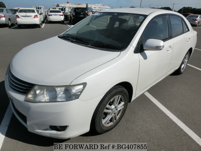 2007 Toyota Allion Review