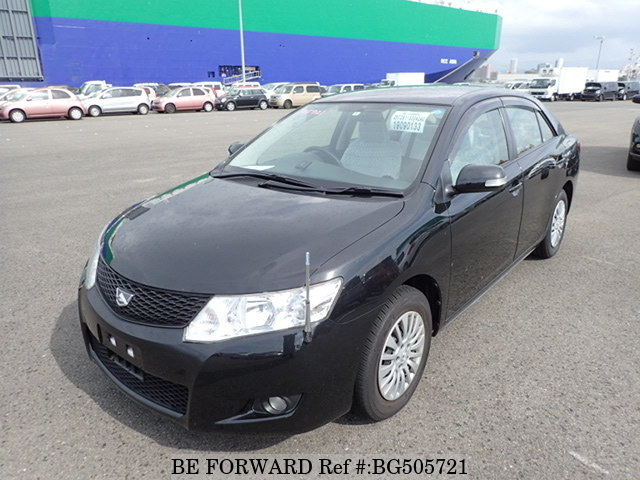 2008 Toyota Allion Review