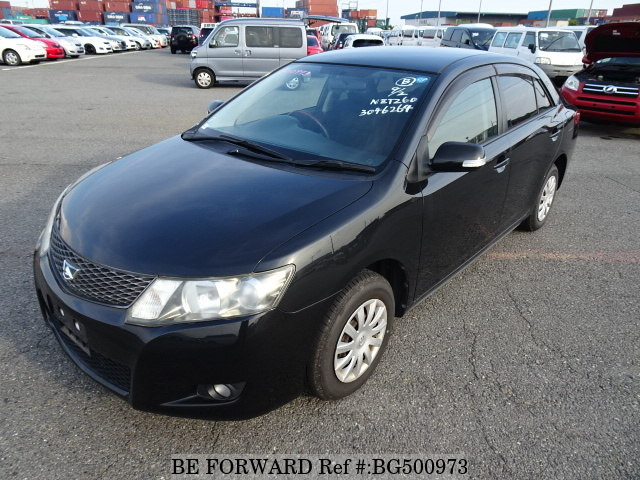 2009 Toyota Allion Review