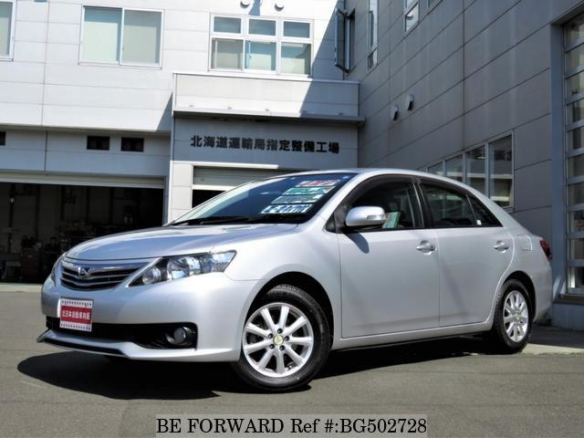 2010 Toyota Allion Review