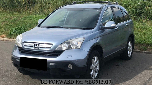 2008 honda cr-v review