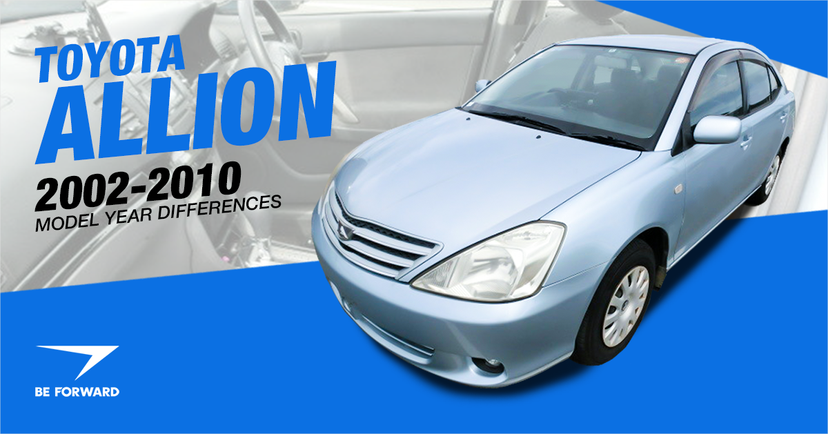 Toyota Allion 2002-2010 Review