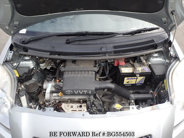 2007 Toyota Vitz engine