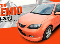 Mazda Demio Review: 2008-2013 Model Improvements and Features