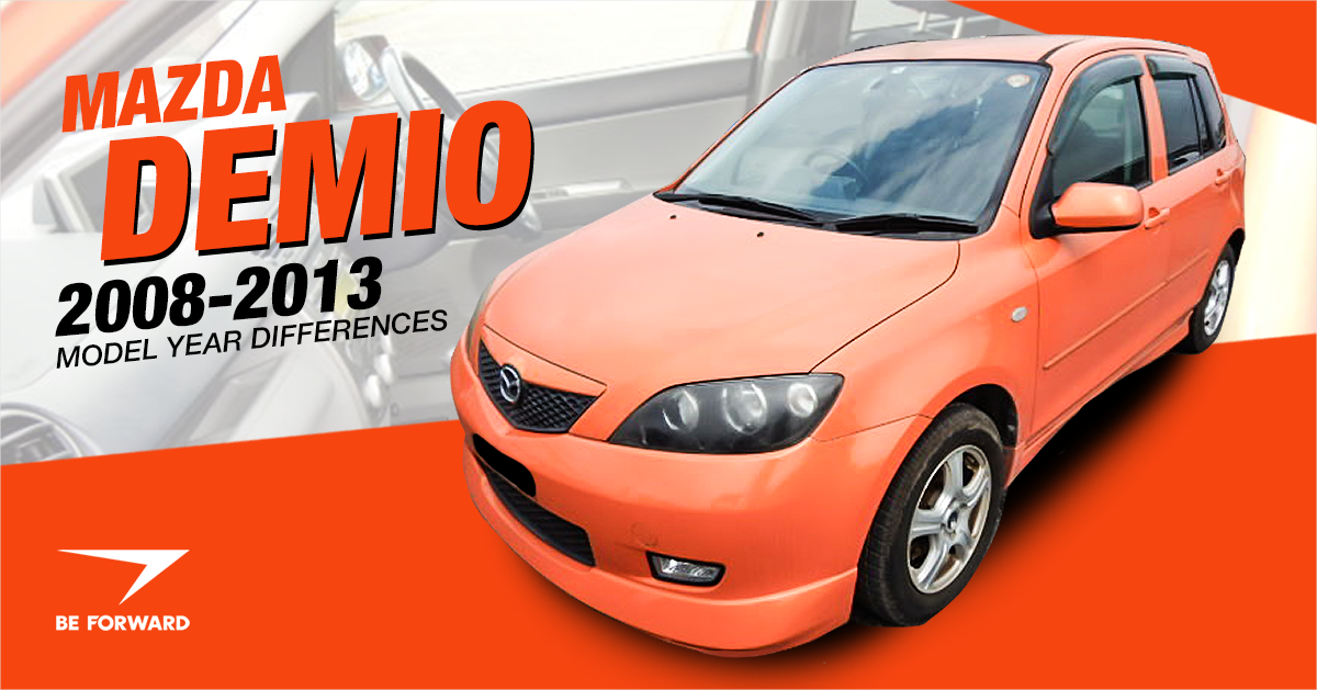 Mazda Demio Review: 2008-2013 Model Features and Improvements
