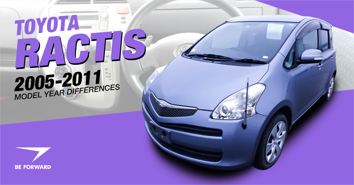 Toyota Ractis Review: 2005-2011 Model Features Improvement and Changes
