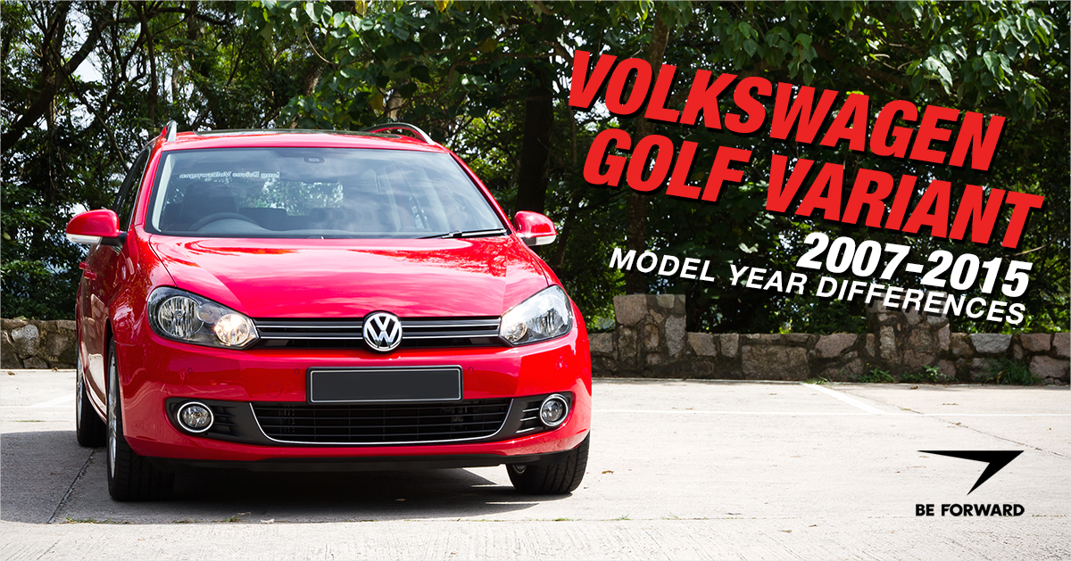 Volkswagen Golf Variant Review: 2007-2015 Model Improvements and Features