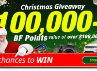 BE FORWARD $100,000 + Christmas Giveaway 2019