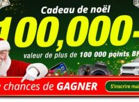 BE FORWARD 100 000$ + Cadeau de Noël 2019