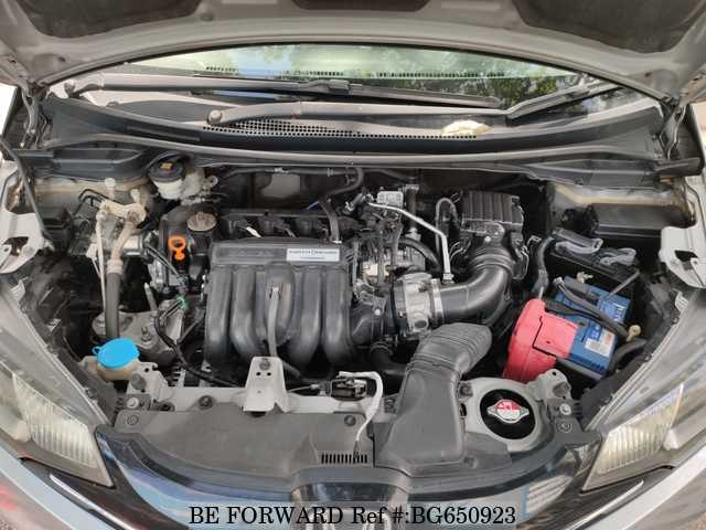2014 HONDA JAZZ engine