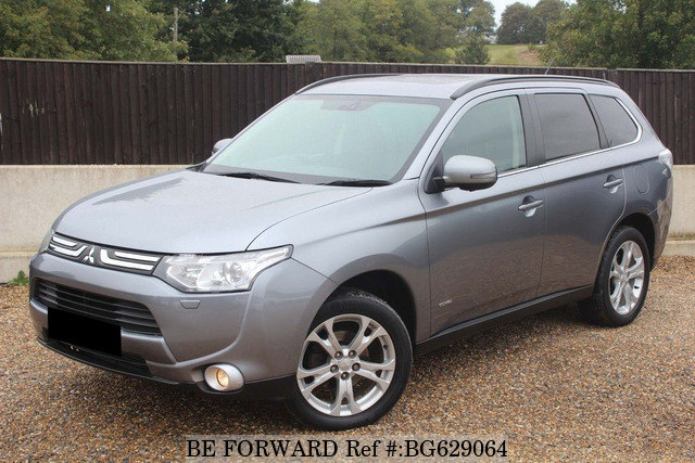 Mitsubishi Outlander 2013 2018 Model Features And Changes