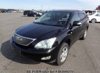 Toyota Harrier – No Vibration or Harshness
