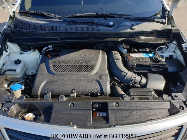 2013 KIA SPORTAGE engine