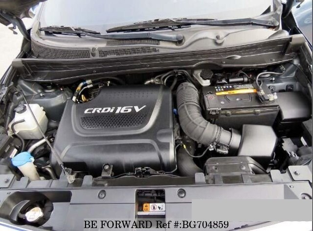 2014 KIA SPORTAGE engine