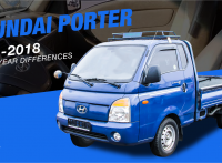 Hyundai Porter Review: 2011-2018 Model Year Changes and Differences