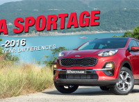Kia Sportage Review: 2011-2016 Model Year Changes and Differences