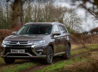The Robust and Reliable Mitsubishi Outlander