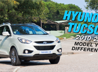 Hyundai Tucson Review: 2010-2016 Changes & Differences