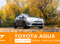 Toyota Aqua Review: 2012-2016 Model Changes & Improvements