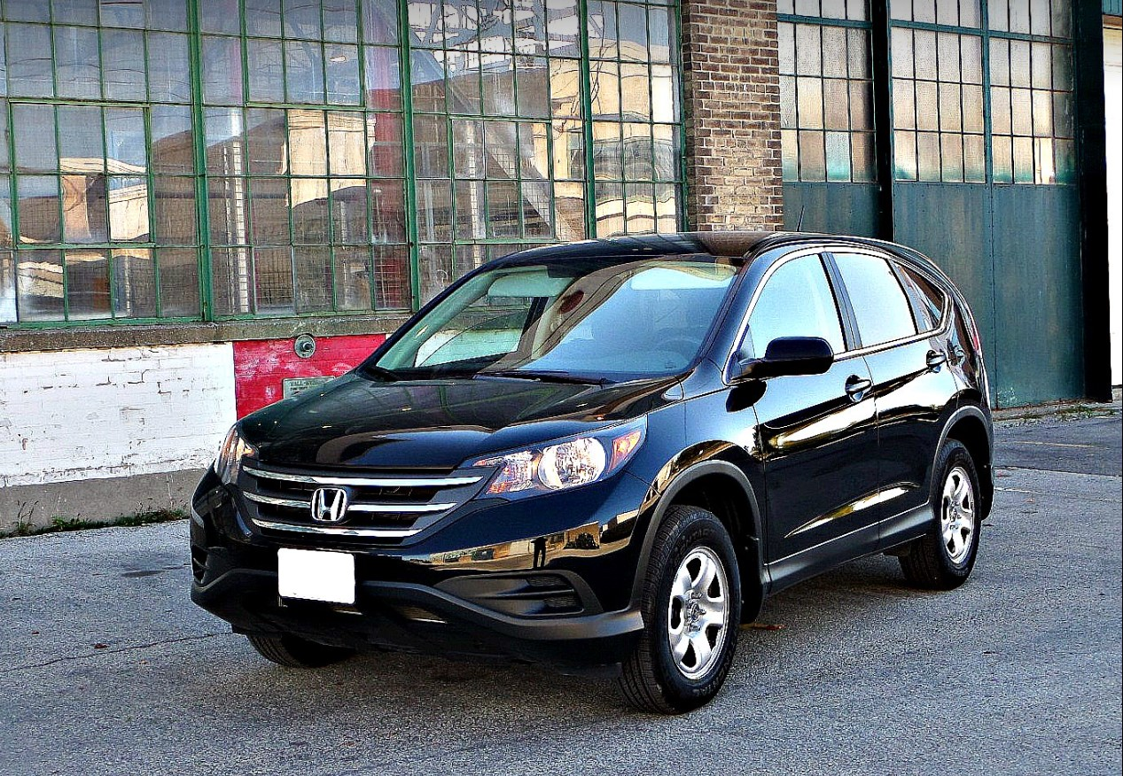 Honda CR-V: Drive It And You Will Love It