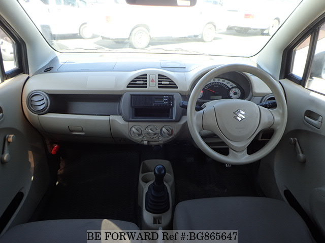 2014 SUZUKI ALTO steering wheel