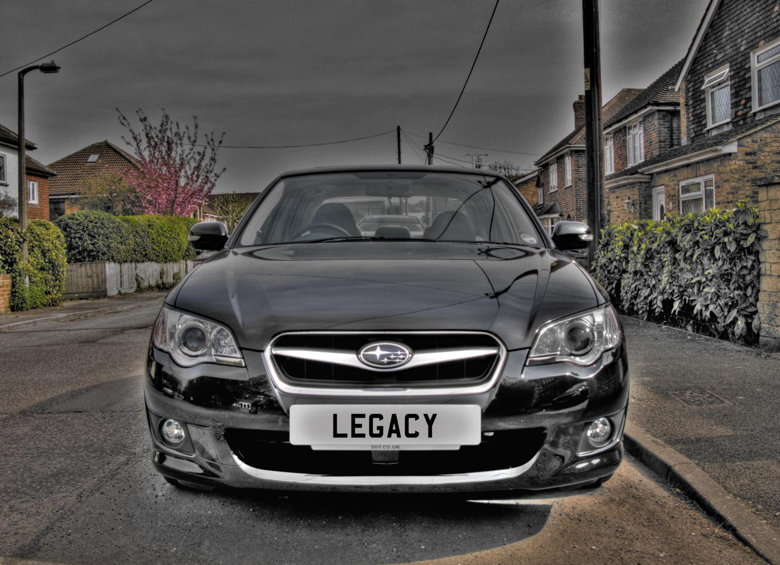 Subaru Legacy: The Most Dependable Vehicle