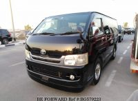 Toyota Hiace – Amazing Capacity Vehicle