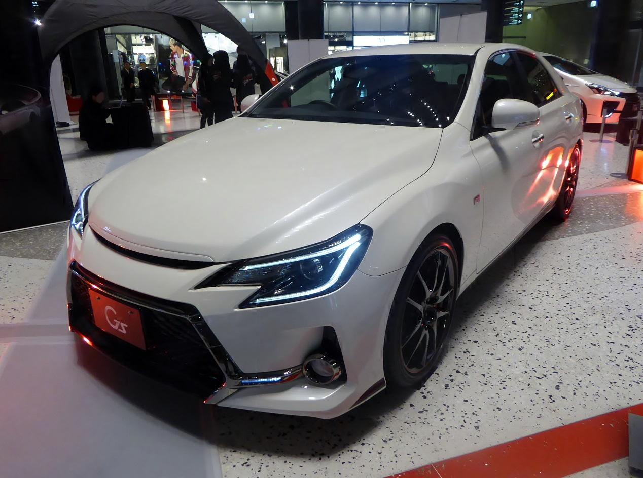 Toyota Mark X Top Level Cars